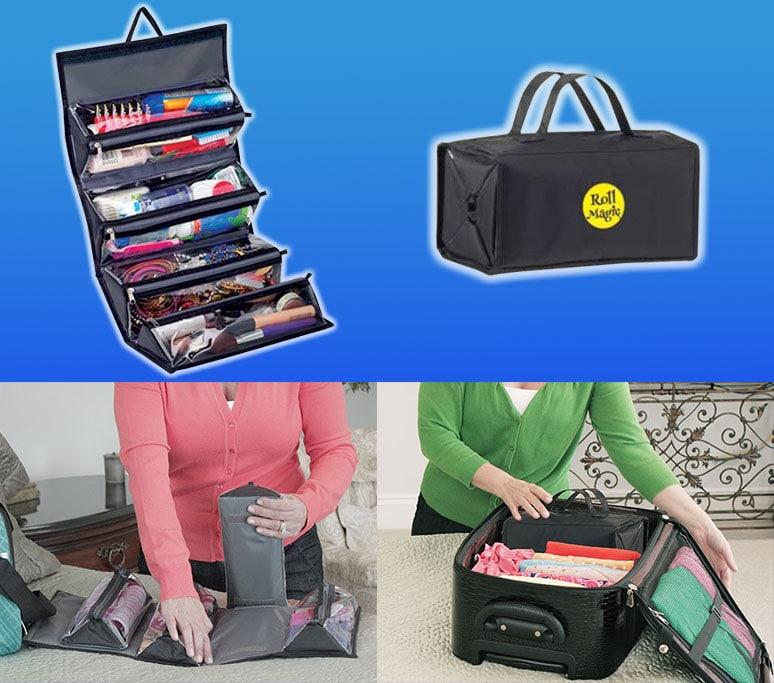 organizer valigie