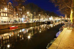 Amsterdam di notte è pericolosa
