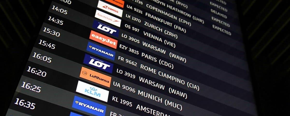 Come farsi rimborsare il volo