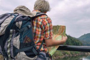 viaggiare senza valigie