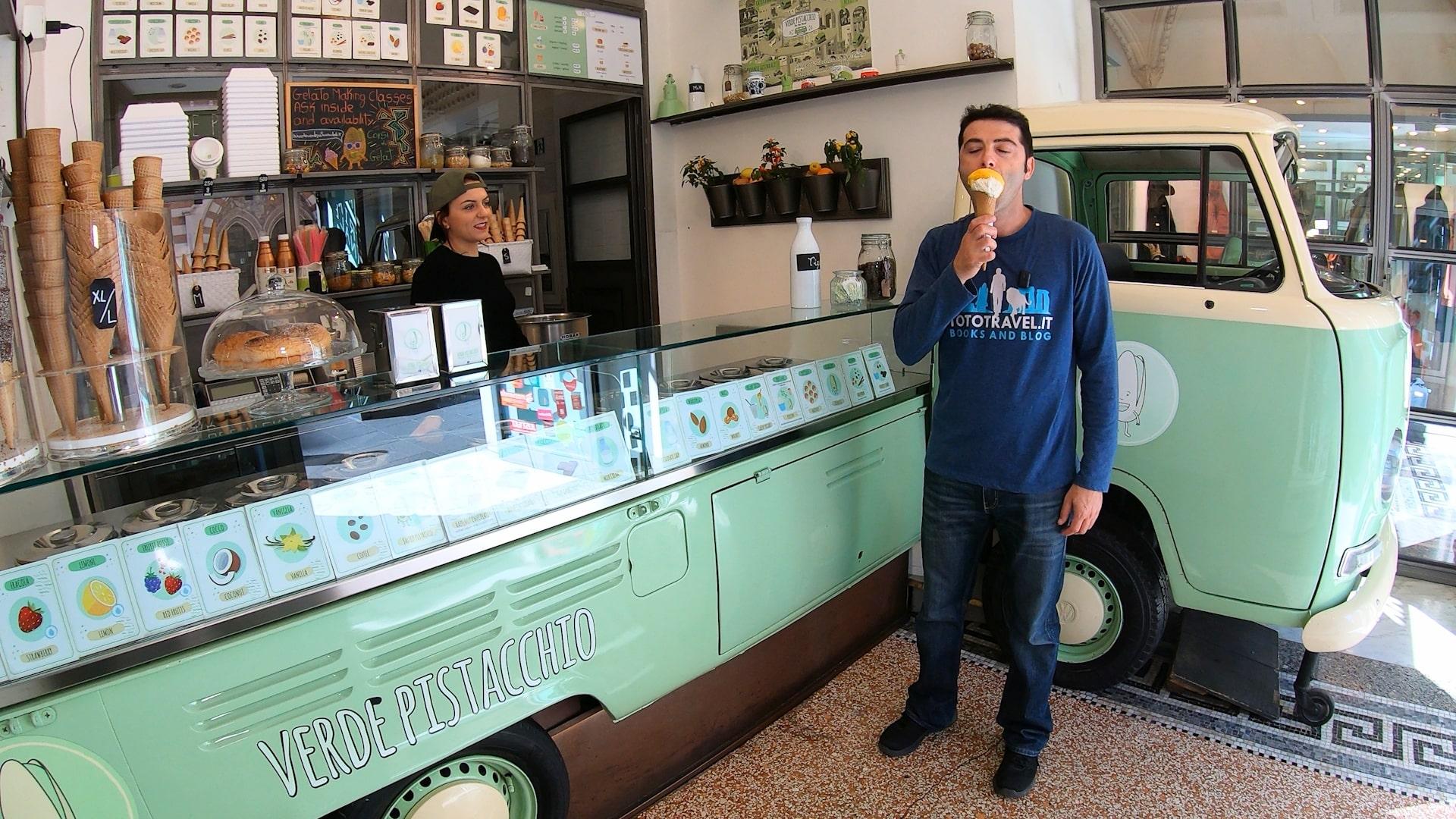 miglior gelateria roma
