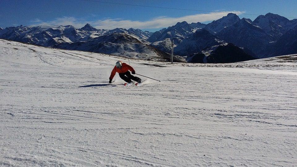 I migliori posti alpini dove sciare foto copertina