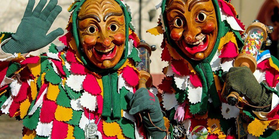 Carnevale particolare foto copertina