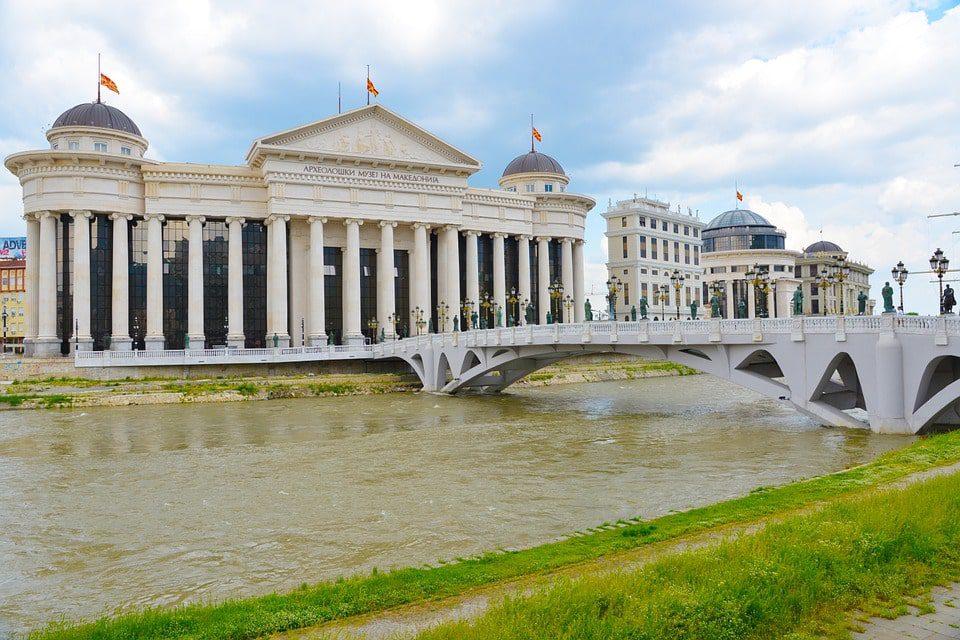 Capitali europee da visitare: Skopje foto copertina