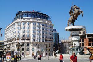 Capitali europee da visitare: Skopje foto 2