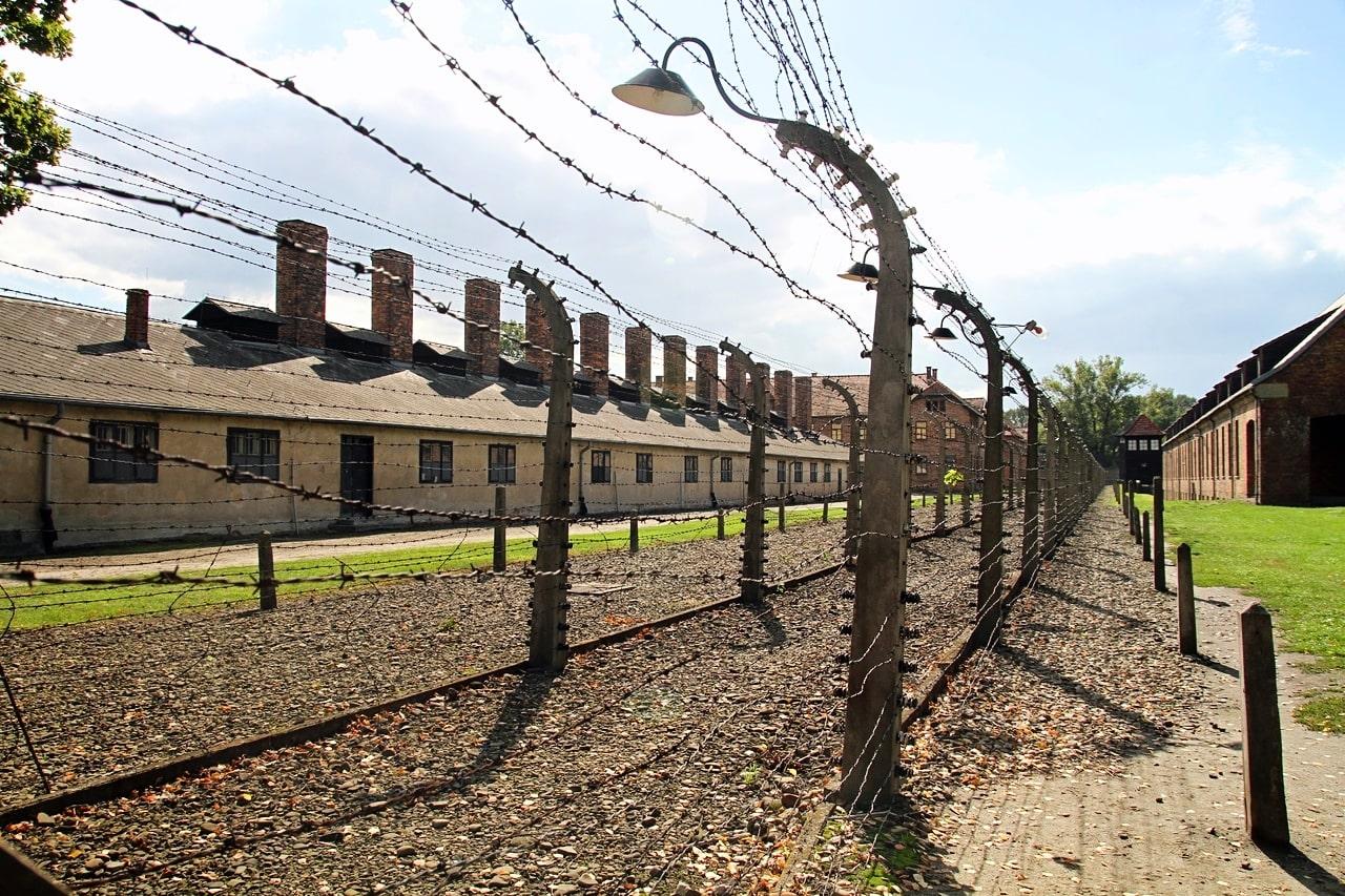 Abbigliamento per visitare Auschwitz