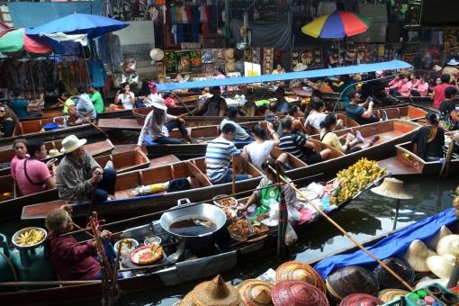 bangkok cosa vedere