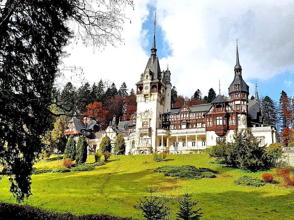 Bucarest Castello di Peles