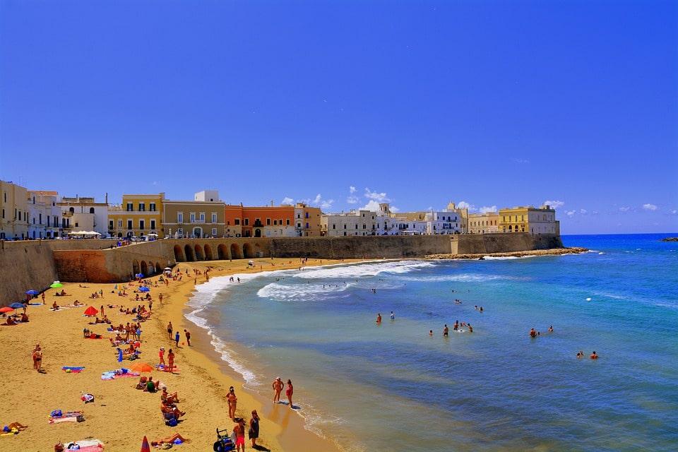 Quali sono le migliori spiagge del Salento foto copertina